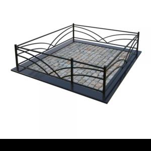 Ограда на кладбище из металла заказать ул. Алтайская 66а
