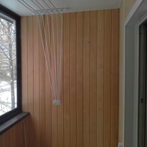 Отделка балконов Минск