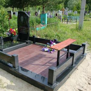 Памятник под ключ,  благоустройство могил. Радунь и рн