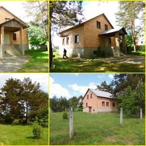 Продам коттедж в д. Малая Сырмеж,  15 км от г. Мядель