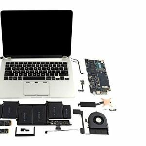 У нас можно всегда заказать / заменить / практически любые запчасти для ноутбуков