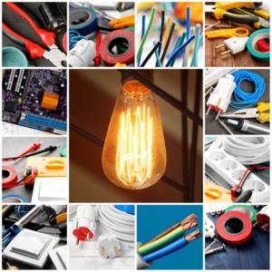 Электромонтажные работы в Лунинце и Лунинецком районе,  вызов электрика