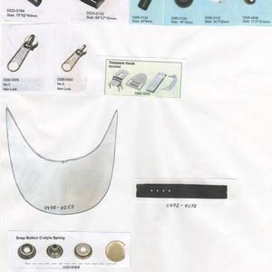 швейная фурнитура (скидки до 20% )