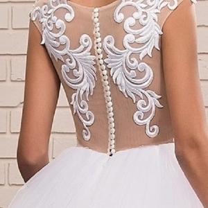 Свадебное платье как новое б.у