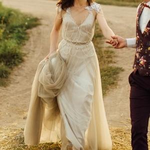 Свадебное платье 2017 г Rara Avis