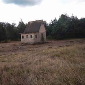 дачный участок с небольшим домиком возле бреста